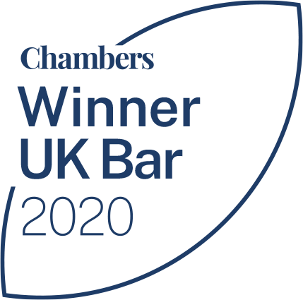 Chambers Bar Awards 2020 winner