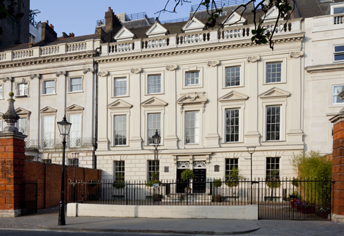 Garden Court Chambers Building