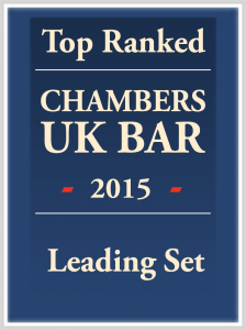 Chambers UK 2015 Leading Set