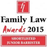 Junior Barrister SHORT 2015