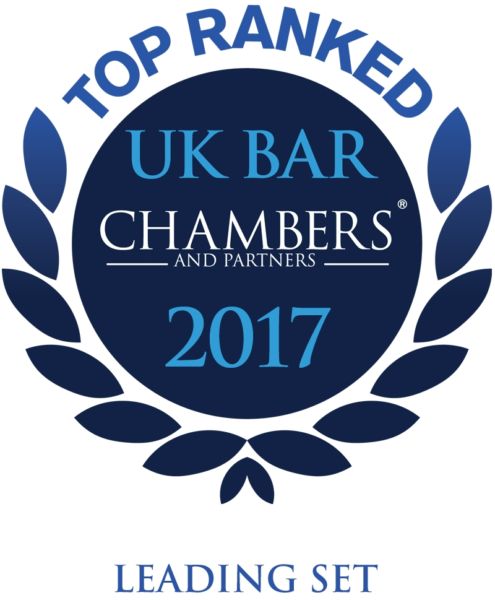 Chambers & Partners 2017: Top Ranked