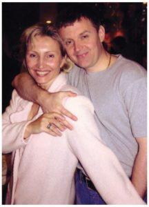 Alexander and Marine Litvenenko