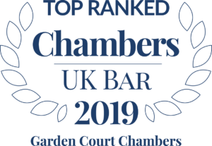 Chambers UK Bar 2019: Top Ranked